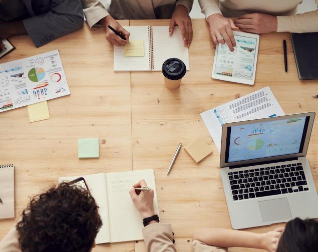 ANALITICA - Collaborative application